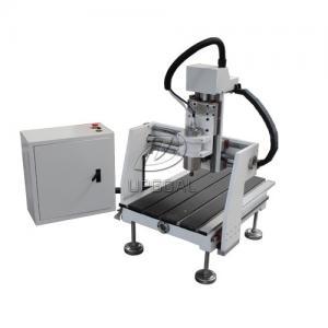 China Hoby Desktop Mini Type CNC Engraver Cutter Machine 360*360mm wholesale