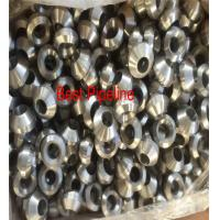 China Titanium Forged Pipe Fittings Cap Accesorios Forjados De Acero Inoxidable ASME B 16.11 wholesale