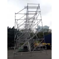 Quality Outdoor Events Line Array Speaker Truss Assembly Easy To Use for sale