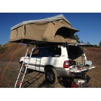 China 280g Canvas Aluminum Telescopic Ladder Canvas Off Road Vehicle Awnings wholesale