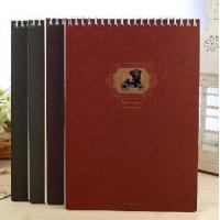 China Low price OEM printing custom school exercise notebook wholesale