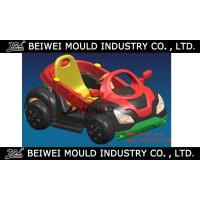 customized toy car plastic parts making mould for sale