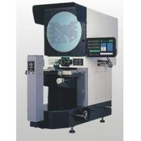 China Ф400mm Horizontal Profile Projector 0.005 Mm Resolution Optical Comparator Accuracy wholesale