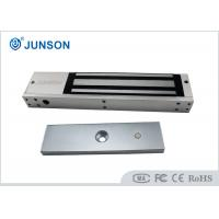 China JS-350S Single Door Magnetic Lock , Fail Secure Magnetic Lock With LED Indication on sale