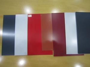 China Transparent 35mic 1000m Sheet Metal Protective Film Galvanized Steel Coil Film on sale