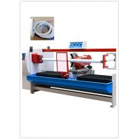Automatic BOPP Tape Paper Tube Die Cutting Equipment 1 - 1300mm Cutting Width