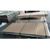 China SUS430 Stainless Steel Sheet in Small Tolerance Thickness 0.4 - 3.0mm 4feet Width on sale