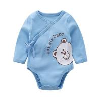 China Embroidery 3D Printing Unisex Baby Wear Single long sleeve Bodysuit With Screen Prints wholesale