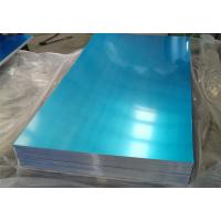 Quality 3mm 4mm 5mm 3003 Aluminum Sheet With Blue PVC RAL Color Rust Resistance for sale