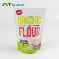 China Moisture Proof Snack Packaging Bags Customized Thickness For Rice Flour wholesale
