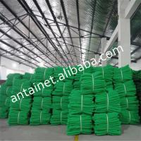Quality Fire-proof Construction Safety Netting / High-Density Knitted Polyethylene Mesh for sale