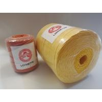 China Shock Absorbing 5mm UV Treated Plastic Twisted Rope SGS / Poly Baler Twine wholesale