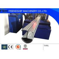 China Garage Door Frame Automatic Roof Panel Roll Forming Machine customized  special-shaped steel wholesale