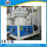 China CE Ring Die Pellet Machine / Pine Rubber Wood Pelet Mill Production Line wholesale