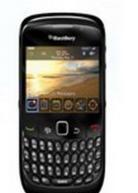 China blackberry mobile phone 8520 wholesale