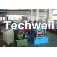 China C Purlin Forming Machine / Cold Roll Forming Machine with Gearbox Drive for Steel C Purlin wholesale