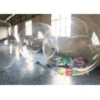 China Air sealed Inflatable Walking Ball Hamster Human Ball for Kids Water Pool Games wholesale