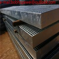 China Gi Heavy Duty Metal Steel Bar Grating Weight Per Square Meter Prices Standard Size Malaysia Webforge 19-w-4 wholesale