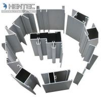 China Powder Painted Aluminium Door Profiles For Deep - Processing wholesale