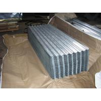 China AS 1397, G550, ASTM, A653, JIS G3302, FULL HARD Galvanized Corrugated Roofing Sheet wholesale