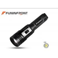 China 1200LMs CREE L2 Underwater LED Dive Lights Hand Held for Maritime Search wholesale