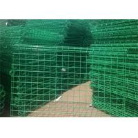China Ornamental Double Loop Steel Wire Fencing / Decorative Wire Mesh Security Fencing wholesale