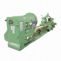 Quality Large-sized Engine Lathes with Digital-display Unit, Grinding and Milling Head for sale