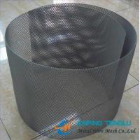China Titanium Expanded Mesh, Without Toxic, Used for Living Organisms wholesale