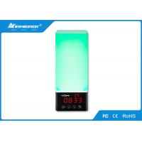 China High Light Led Lamp With Bluetooth Speaker , Bluetooth Table Lamp For Home Decoration wholesale