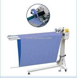 China Automatic Cutting And Hem Embroidering Machine wholesale
