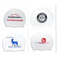 China college swim caps wholesale