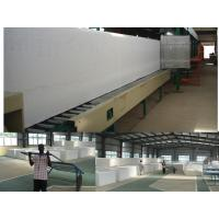 China High Speed Horizontal Continuous Sponge Making Machine For For Large - Scale Foaming wholesale