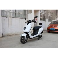 China 48V 20AH 1200W Street Legal Electric Road Scooter 350 - 500 Charging Cycles Battery Life wholesale