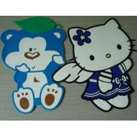 China Lovely Cartoon Non Slip Phone Mat For Advertising , Cell Phone Accessories wholesale