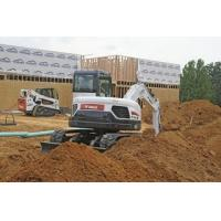 China Rubber track for BOBCAT Mini Excavators & Compact Track Loaders on sale