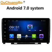 Buy cheap Ouchuangbo car gps capacitance multiple android 7.0 for Great Wall Haval H6 support 4 Core CPU SWC Bluetooth USB wifi from wholesalers