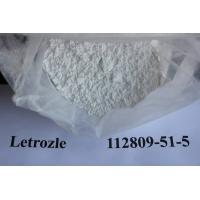 China Safe Injectable Anti Estrogen Steroids Hormone Letrozole / Femara CAS 10540-29-1 wholesale