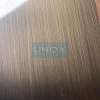 China 304 Antique Bronze Stainless Steel Metal Sheet-Bronze Finish Stainless Steel Sheet wholesale