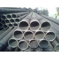 China Cold finished Plain Cut Alloy Seamless Round Steel Pipe 4 Inch Sch30 ASTM SA335 P1 wholesale