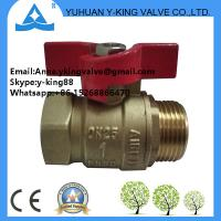 China Brass Ball Valve Copper(YD-108-1) wholesale