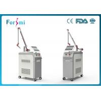 China Long pulse nd yag laser hair removal machine Pulse rate 1-10hz Spot diameter 0.7-8mm wholesale