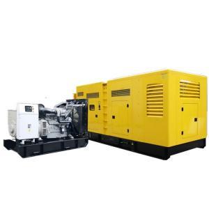China 1500RPM 1800RPM 2475KVA Marine Diesel Generator Set Perkins Gearbox on sale