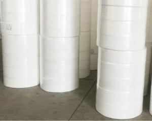 China White color melt-blown filter non-woven fabric textile material fabric woven fabric,Factory supply bfe99 meltblown nonwo wholesale