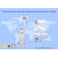 China high frequency Hair Growth Machine Laser Therapy Machine HR202 on sale