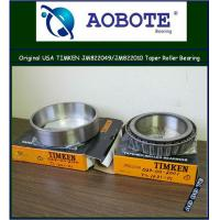China INA/ TIMKEN  Tapered Roller Bearing in various sizes to cnc machine JM822049 / JM822010 wholesale