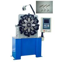 China 40mm CNC Wire Forming Machine Three Axis / Spring Maker Machine wholesale