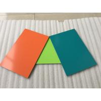 China PVDF Paint ACP Aluminium Composite Panel , Aluminium Plastic Composite Panel wholesale