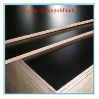Quality 18mm Construction Material Film Faced Plywood From China for sale
