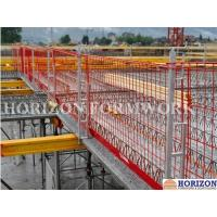 China Multifunctional Temporary Handrail Brackets 1.5m Height For Safety Protection wholesale