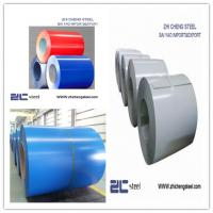 Akzonobel paint good selling Z60 zinc coating galvanized ppgi prepainted steel sheets